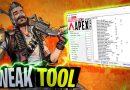 Apex Legends Tweak Tool