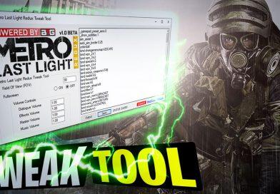Metro: Last Light Redux Tweak Tool
